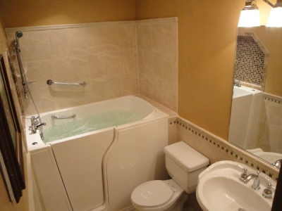 Independent Home Products, LLC installs hydrotherapy walk in tubs in Somerville